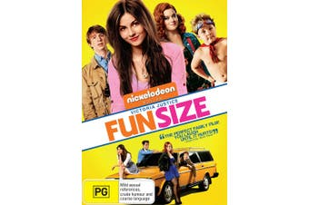 Fun Size DVD Region 4
