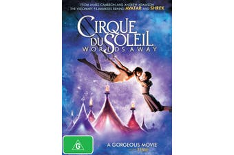 Cirque Du Soleil Worlds Away DVD Region 4
