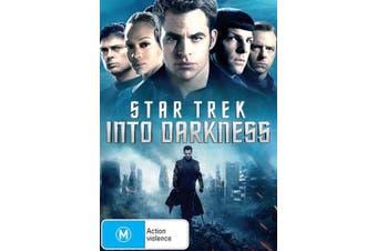 Star Trek Into Darkness DVD Region 4