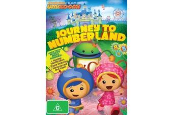 Team Umozoomi Journey to Numberland DVD Region 4