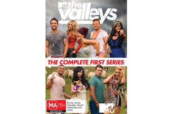 The Valleys The Complete First Series 1 DVD Region 4