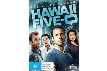Hawaii Five 0 The Third Season 3 DVD Region 4