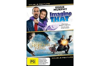 Imagine That / Lemony Snickets a Series of Unfortunate Events DVD Region 4