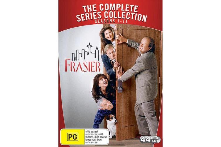 Frasier The Complete Seasons 1-11 DVD Region 4
