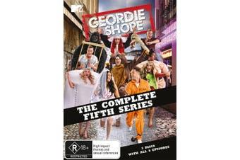 Geordie Shore The Complete Fifth Series 5 DVD Region 4