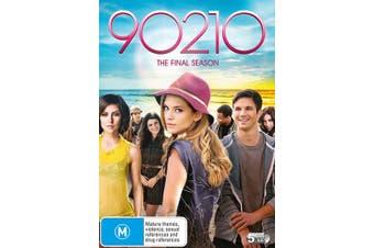 90210 The Final Season Box Set DVD Region 4