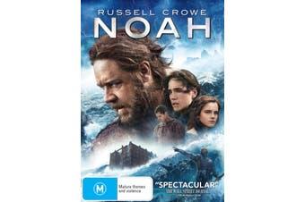 Noah DVD Region 4