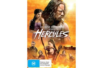 Hercules DVD Region 4