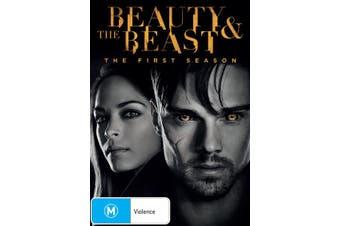Beauty and the Beast The First Season 1 Box Set DVD Region 4