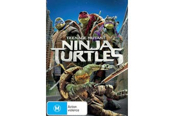 Teenage Mutant Ninja Turtles DVD Region 4