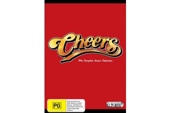 Cheers Seasons 1-11 DVD Region 4