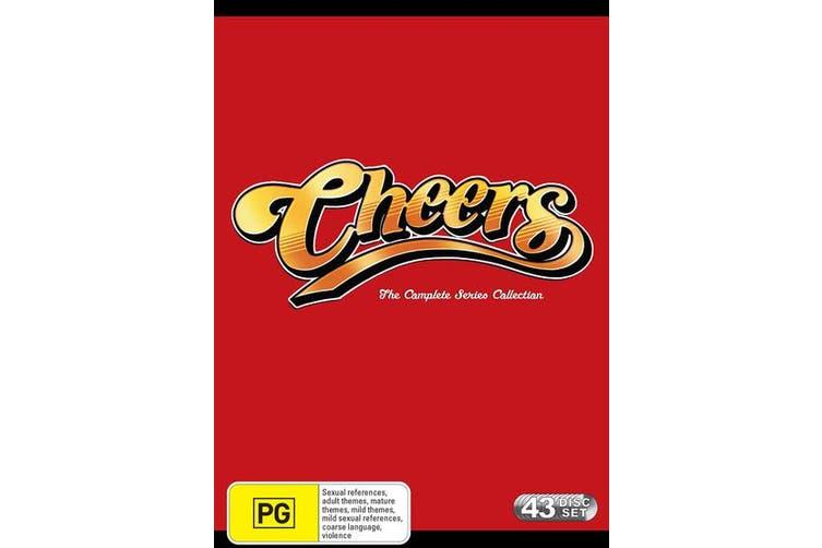 Cheers Seasons 1-11 DVD Region 4