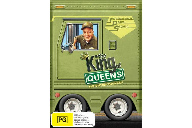 The King of Queens The Entire Package DVD Region 4