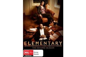 Elementary The Second Season 2 DVD Region 4