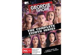 Geordie Shore The Complete Eighth Series 8 DVD Region 4