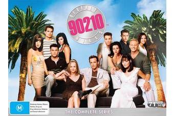 Beverly Hills 90210 Seasons 1-10 DVD Region 4