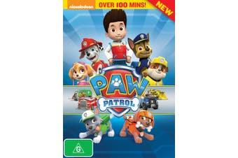 Paw Patrol DVD Region 4