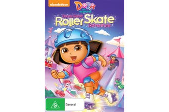 Dora the Explorer Doras Great Roller Skate Adventure DVD Region 4