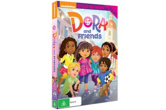 Dora and Friends DVD Region 4
