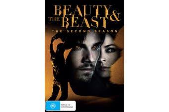 Beauty and the Beast The Second Season 2 DVD Region 4