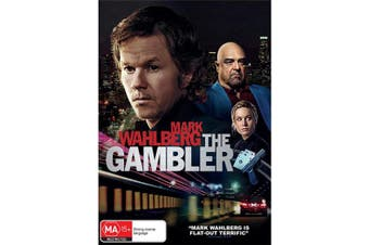 The Gambler DVD Region 4