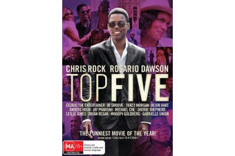 Top Five DVD Region 4