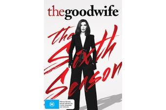 The Good Wife Season 6 DVD Region 4