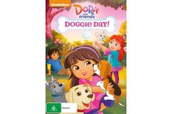 Dora and Friends Doggie Day DVD Region 4