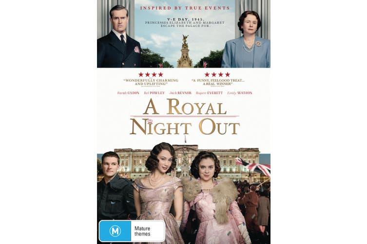 A Royal Night Out DVD Region 4