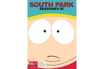 South Park Seasons 6-10 DVD Region 4