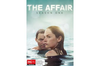 The Affair Season 1 DVD Region 4