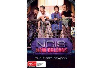 NCIS New Orleans The First Season 1 DVD Region 4