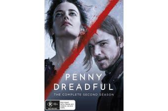 Penny Dreadful The Complete Second Season 2 DVD Region 4