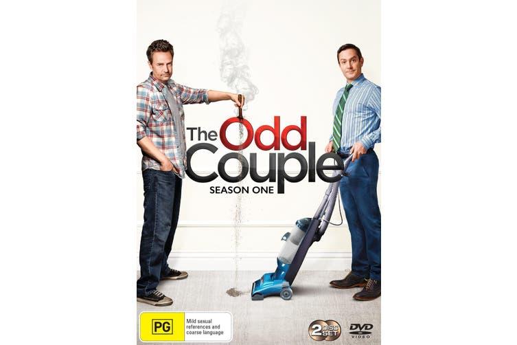 The Odd Couple Season 1 DVD Region 4