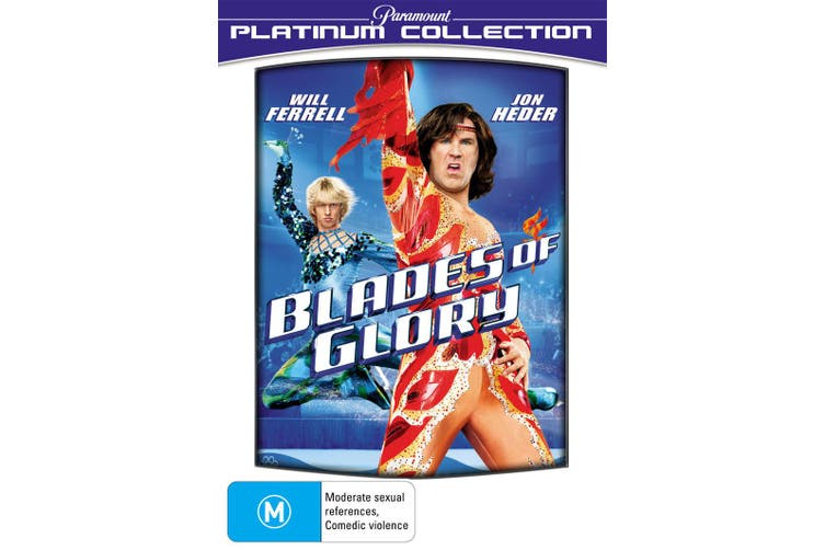 Blades of Glory DVD Region 4