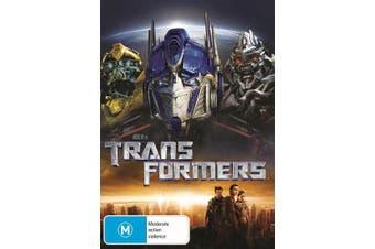 Transformers DVD Region 4