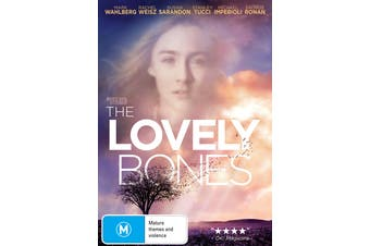 The Lovely Bones DVD Region 4