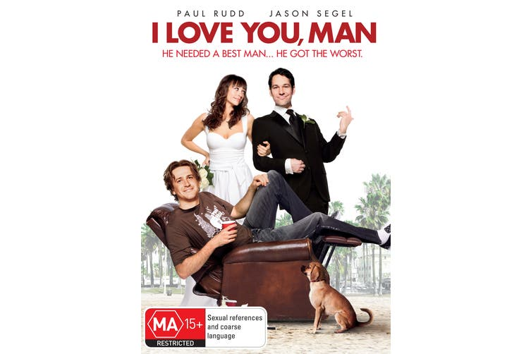 I Love You Man DVD Region 4