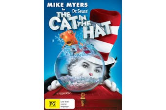The Cat in the Hat DVD Region 4