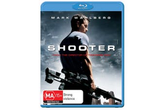 Shooter Blu-ray Region B