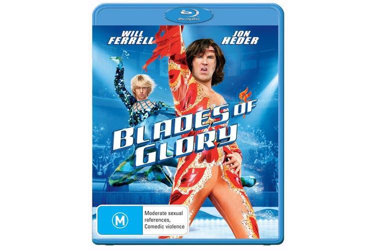 Blades of Glory Blu-ray Region B