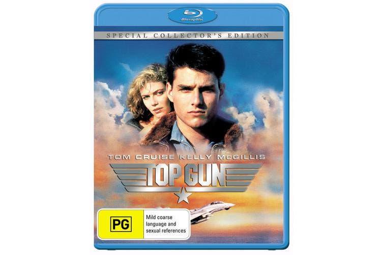 Top Gun Blu-ray Region B