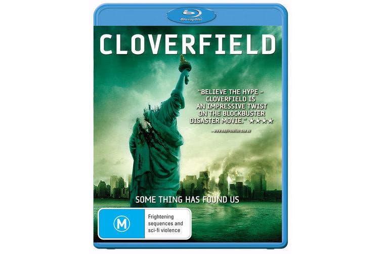 Cloverfield Blu-ray Region B