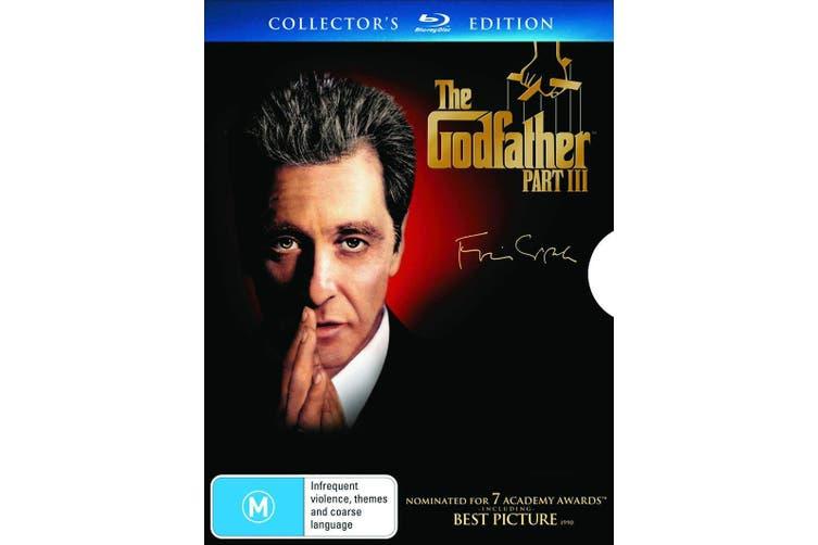 The Godfather Part III Blu-ray Region B