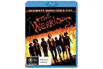 The Warriors Directors Cut Blu-ray Region B