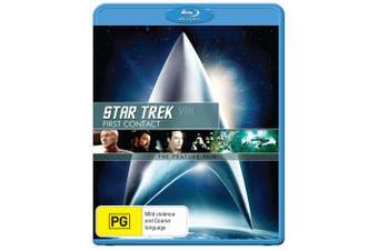 Star Trek 8 First Contact Blu-ray Region B
