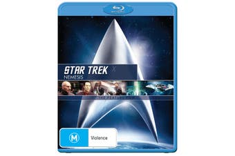 Star Trek 10 Nemesis Blu-ray Region B