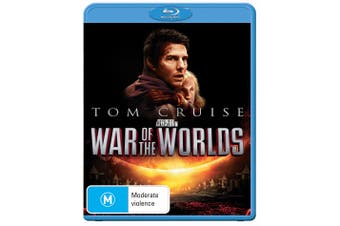 War of the Worlds Blu-ray Region B