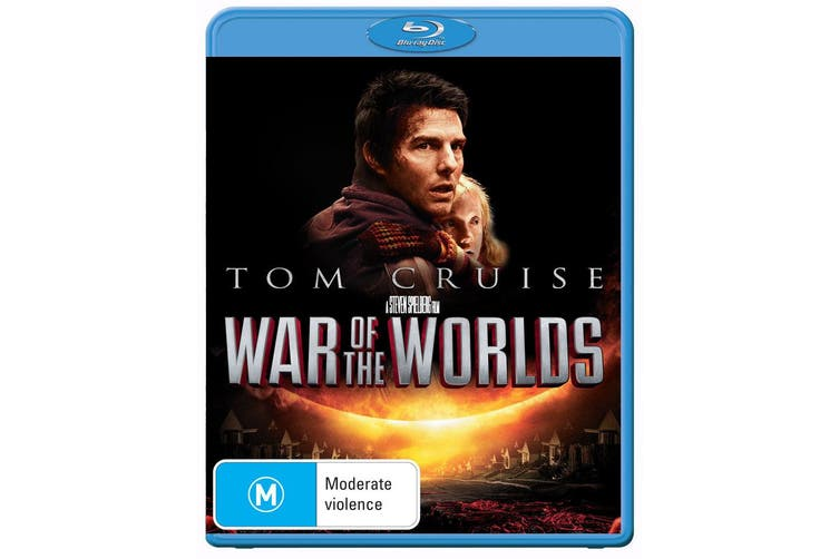 War of the Worlds Blu-ray Region B