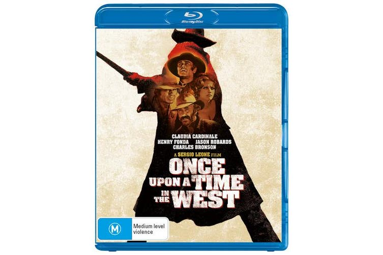 Once Upon a Time in the West Blu-ray Region B